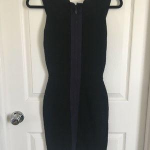 Herve Leger Dresses - Herve Leger Bandage Black Mini Dress